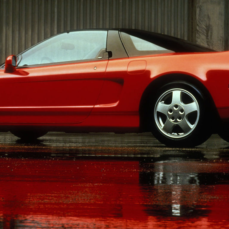 How The Original Acura NSX Was A Huge Influence On The