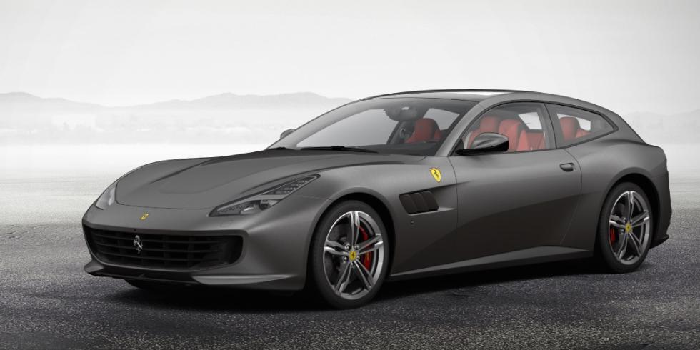 Ferrari configurateur gtc4lusso
