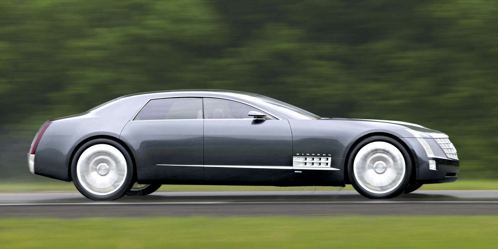 Cadillac Ct8 America S Mercedes S Class Competitor Has
