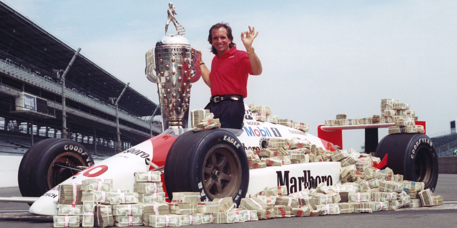 F1 And Indy 500 Champion Emerson Fittipaldi Reportedly