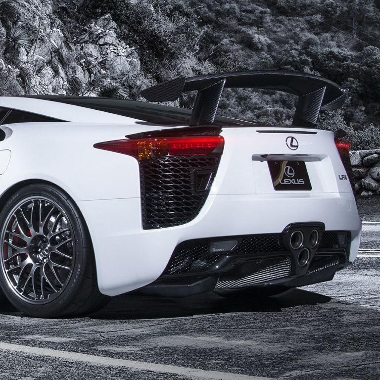 New, 800HP Lexus LFA Will Debut At 2019 Tokyo Motor Show