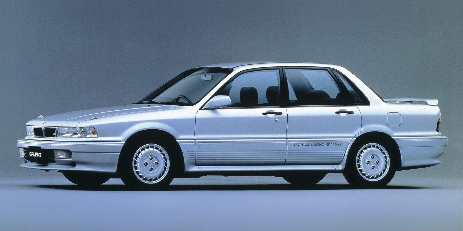 The Mitsubishi Galant VR-4 Was an Evo a Decade Before the Lancer Evolution