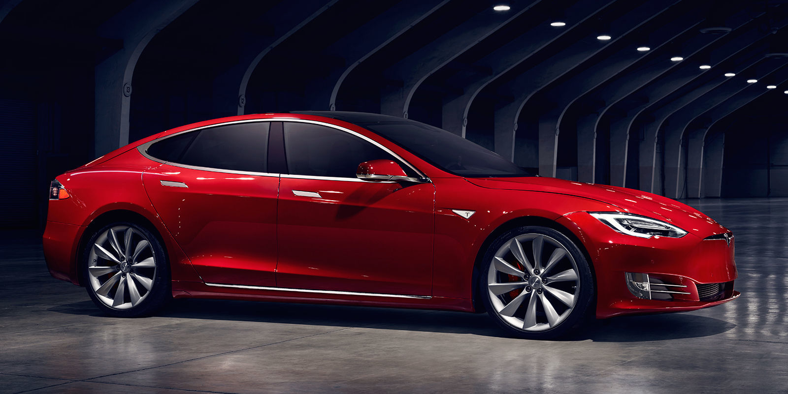 Tesla says the changes will begin from today at the fremont plant in california where it produces the model s