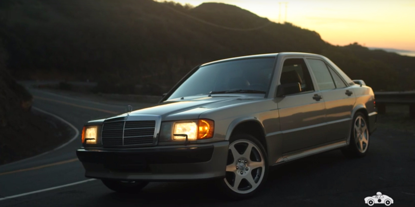 The mercedes benz 190e 2 3 16 is the quintessential sleeper for Mercedes benz of littleton colorado