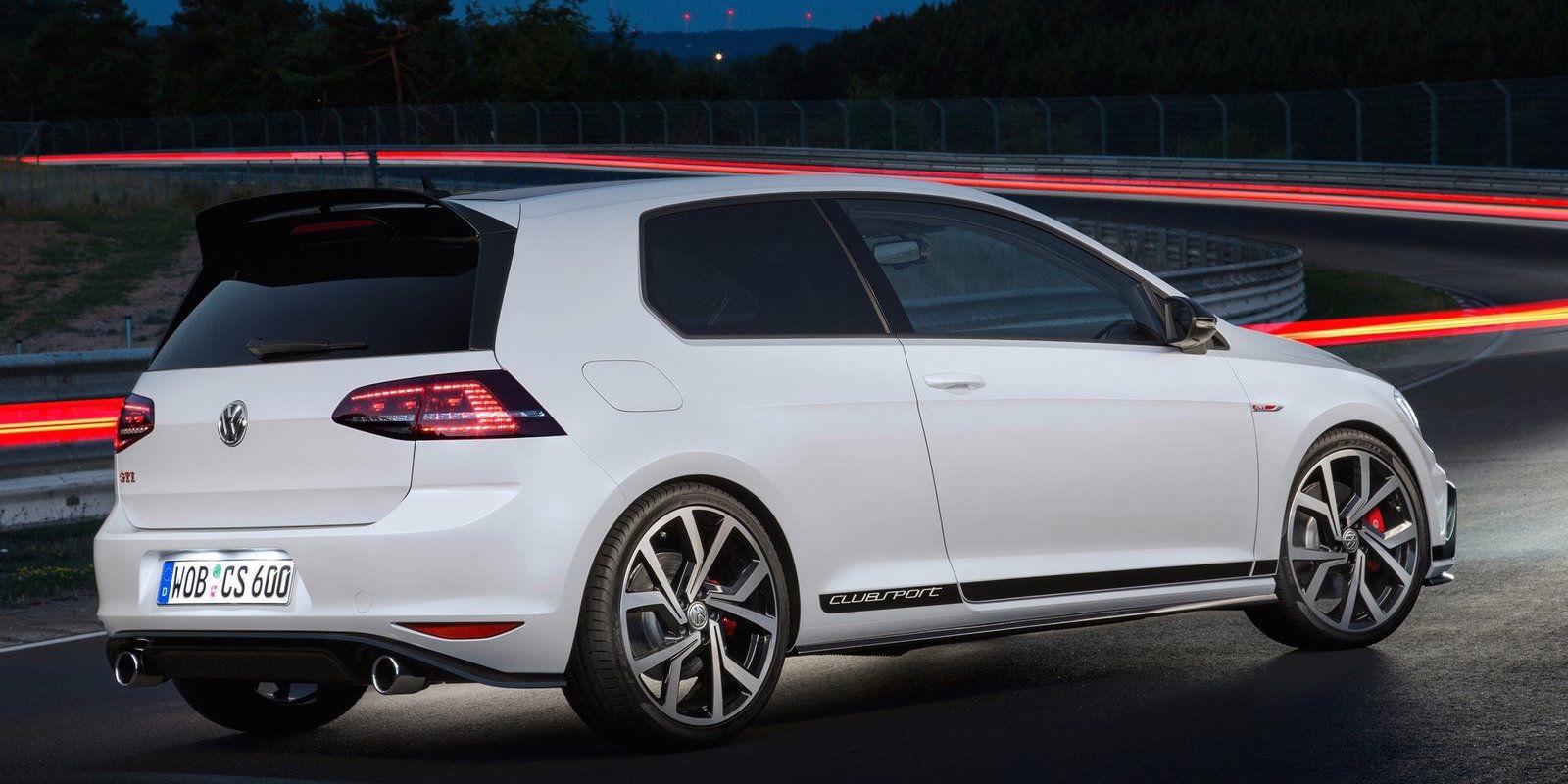 Volkswagen will make a 305 hp golf gti clubsport s for Garage volkswagen paris 17