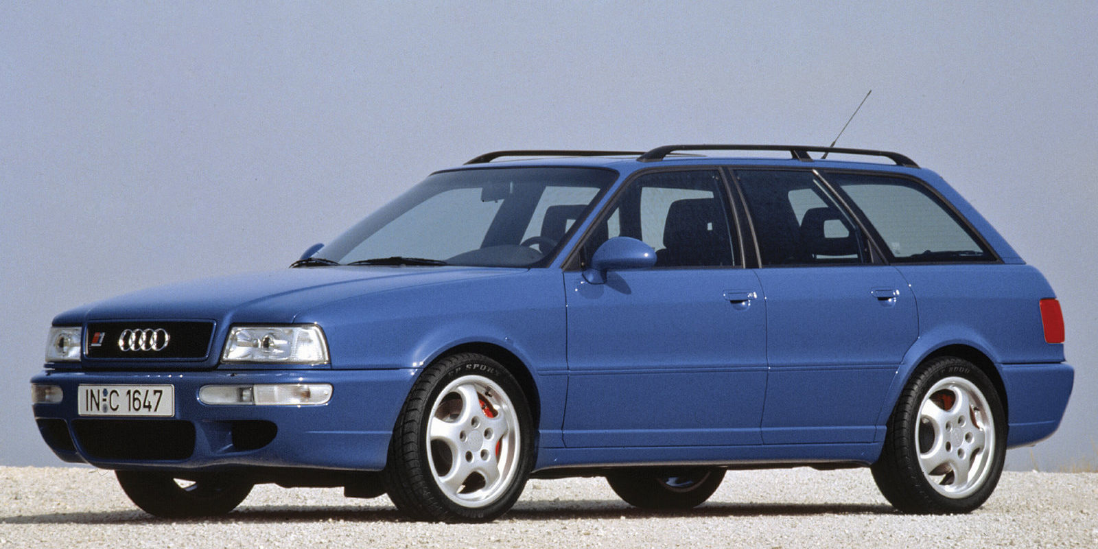 The audi rs2 avant is still impressive 22 years later for The avant