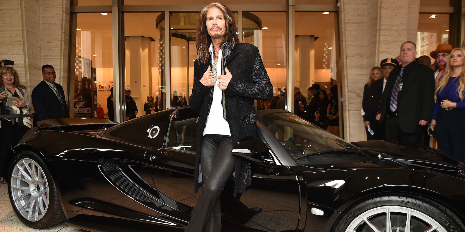 Want To Buy Steven Tyler 39 S Hennessey Venom Dream On Or