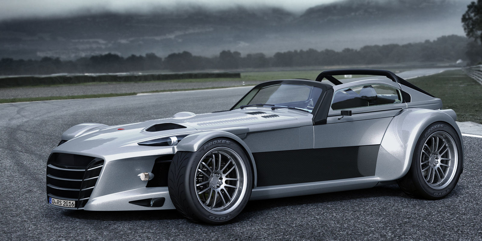 the donkervoort d8 gto rs looks like a lotus seven on pcp. Black Bedroom Furniture Sets. Home Design Ideas