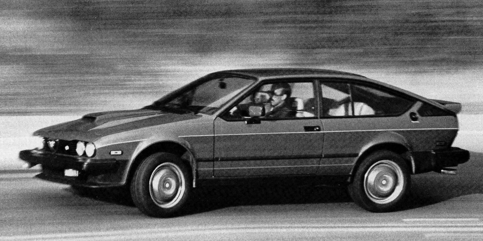 Road Test: Alfa Romeo GTV/6 And Callaway Twin Turbo