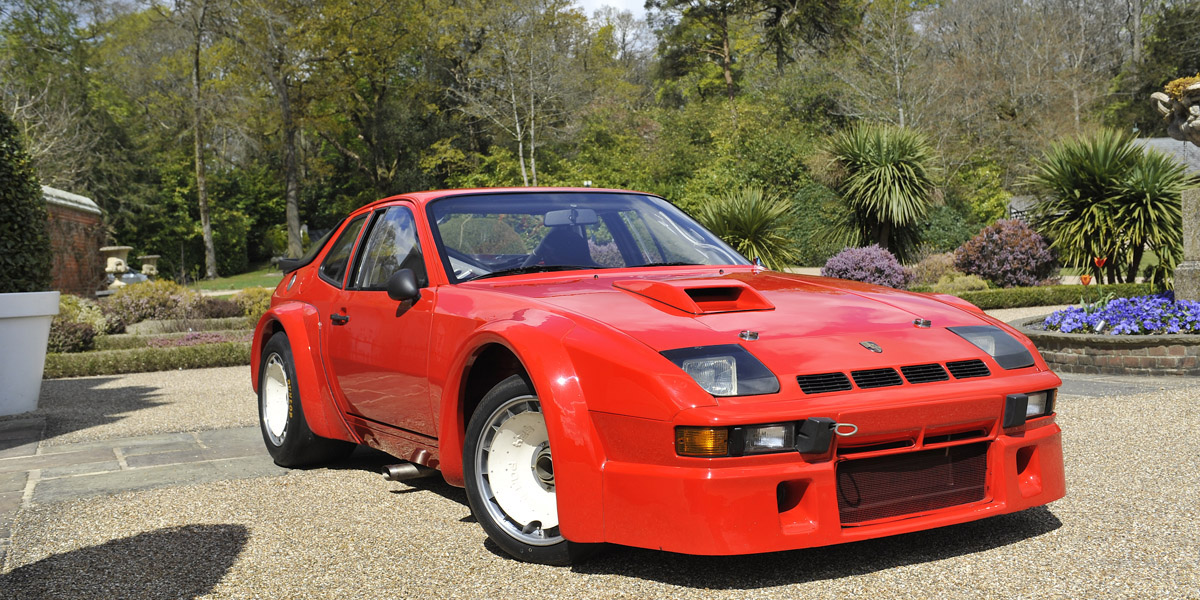 the ultra rare porsche 924 you didn 39 t know existed is. Black Bedroom Furniture Sets. Home Design Ideas