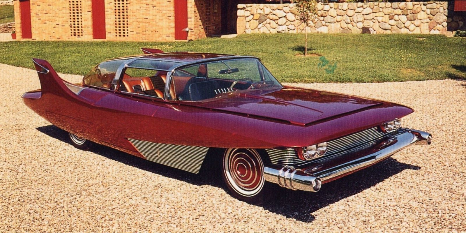bobby darin 39 s dream car was an outrageous vision of the future. Black Bedroom Furniture Sets. Home Design Ideas