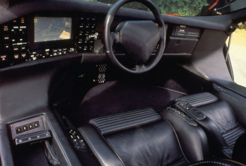 Interior and Technology