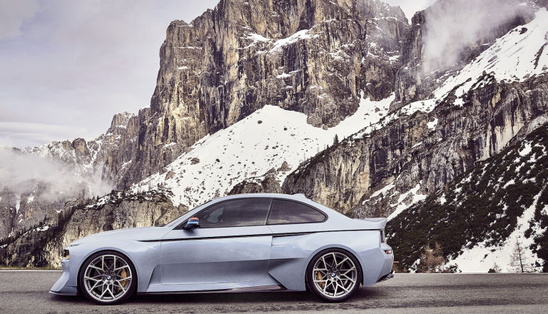 The BMW 2002 Homage Is an M2-Based Tribute to the 2002 Turbo