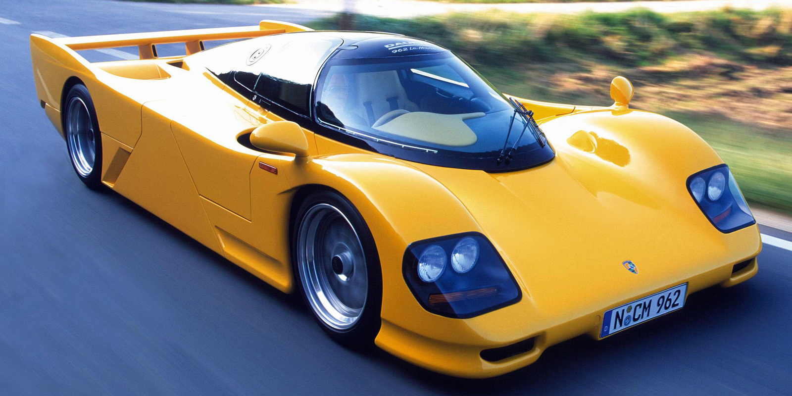 ten great 1990s supercars you totally forgot. Black Bedroom Furniture Sets. Home Design Ideas