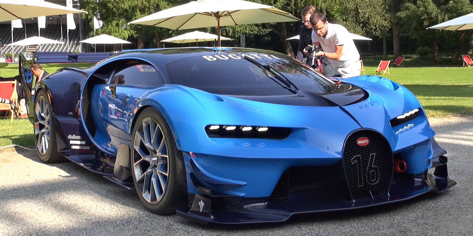 video bugatti vision gran turismo bugatti concept car. Black Bedroom Furniture Sets. Home Design Ideas