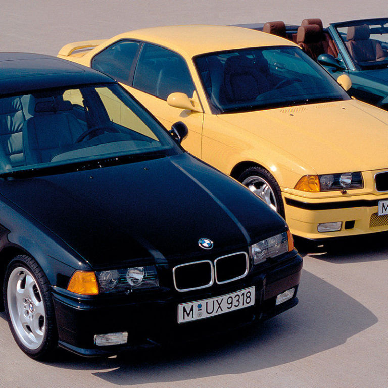 BMW M3 E36 Review And Buyer's Guide