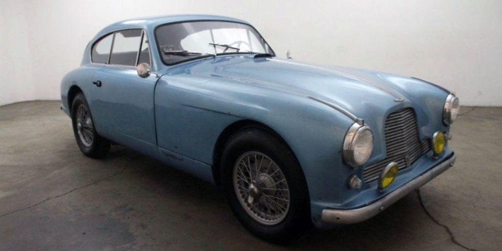 While it's not quite as famous as the DB5, the Aston Martin DB2/4 is still plenty desirable in its own right. Very few were ever produced, and with the right restoration, this one could go for far more than its $175,000 asking price.