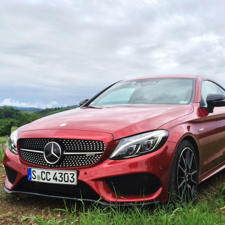 2017 Mercedes-AMG C43 First Drive