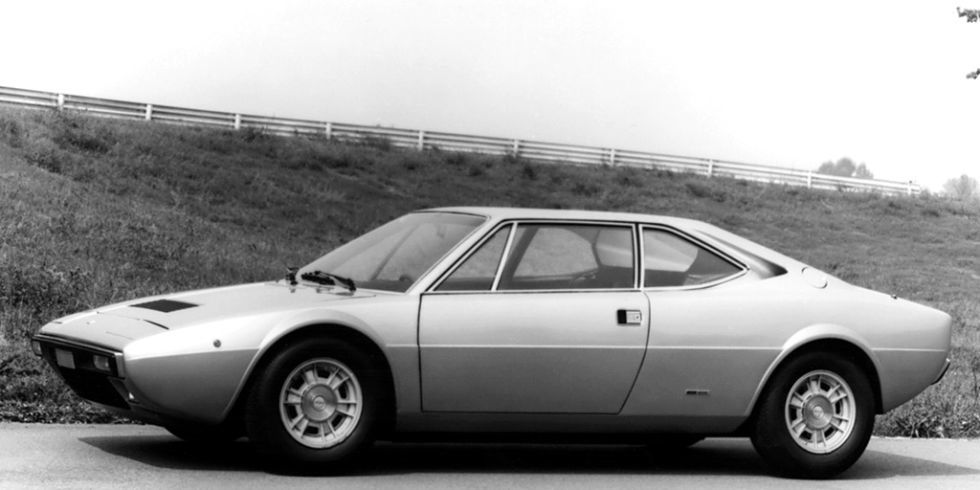 It's hard to say any Ferrari is overlooked, but the Bertone-designed 308 GT4 has always lived in the shadow of its (prettier) two-seat brother, the 308 GTB. The GT4 is still an excellent handling car with a lovely 3.0-liter V8, and hey, we kinda dig the looks.