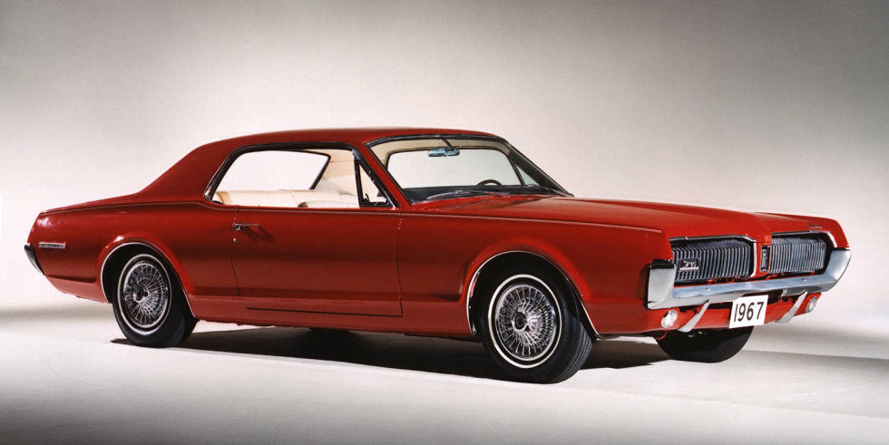 The Ford Mustang is easily one of the most iconic cars ever made, but it's Mercury brother, the Cougar tends to be forgotten. The first-gen Cougar has more or less the same bones as the Mustang in a package that's easily as pretty.