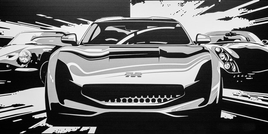 the new tvr griffith is delayed by six months because of carbon fiber development. Black Bedroom Furniture Sets. Home Design Ideas