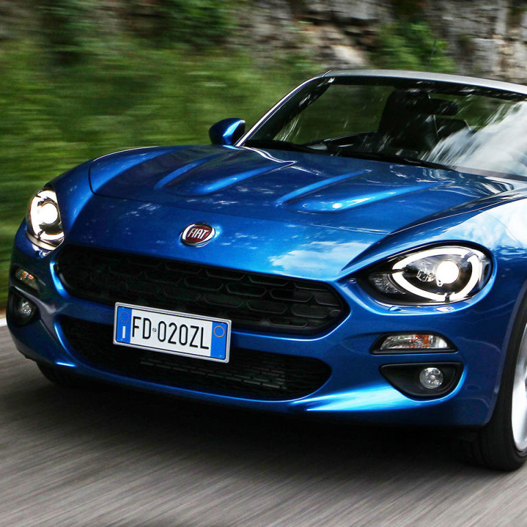 Here S Why Americans Will Buy The Fiat 124 Spider Over The