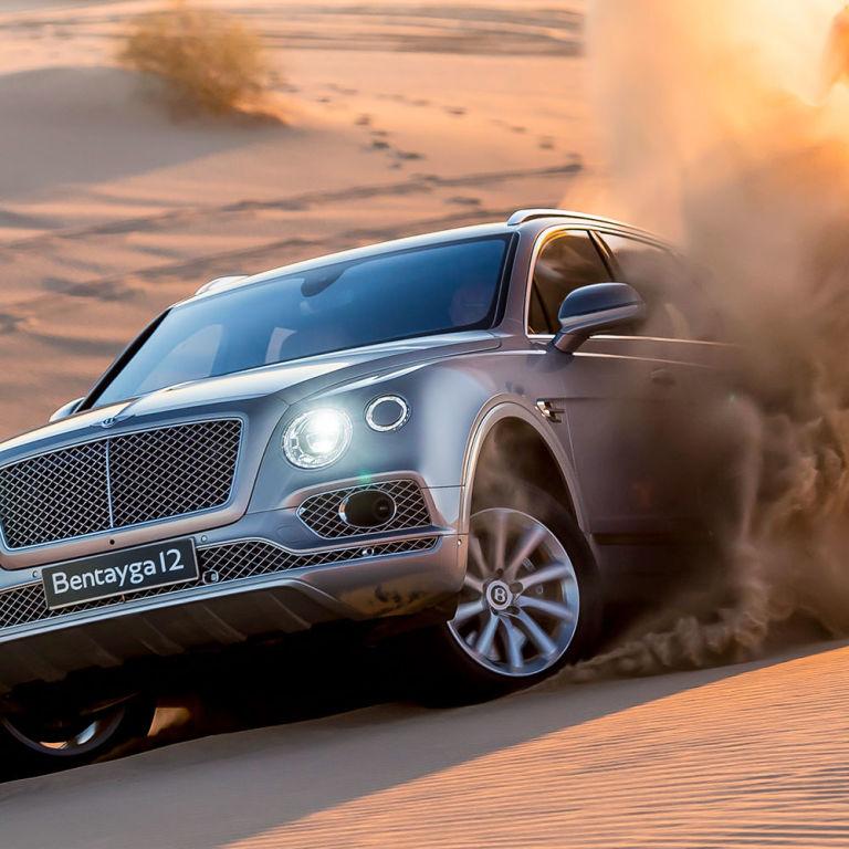 2019 Bentley Truck First Drive: The 2017 Bentley Bentayga Drives Way Better Than It Looks