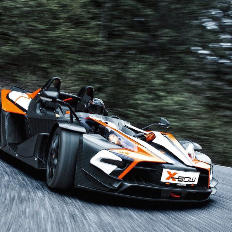 KTM Will Bring The X-Bow Track Car To The U.S. Next Year