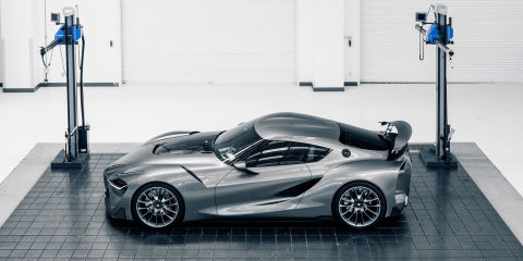 that bmw toyota sports car could be hybrid and all wheel drive. Black Bedroom Furniture Sets. Home Design Ideas