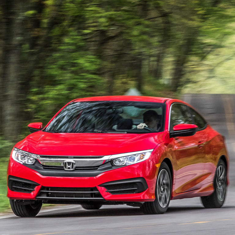 The 2016 Honda Civic Coupe Is All You Need