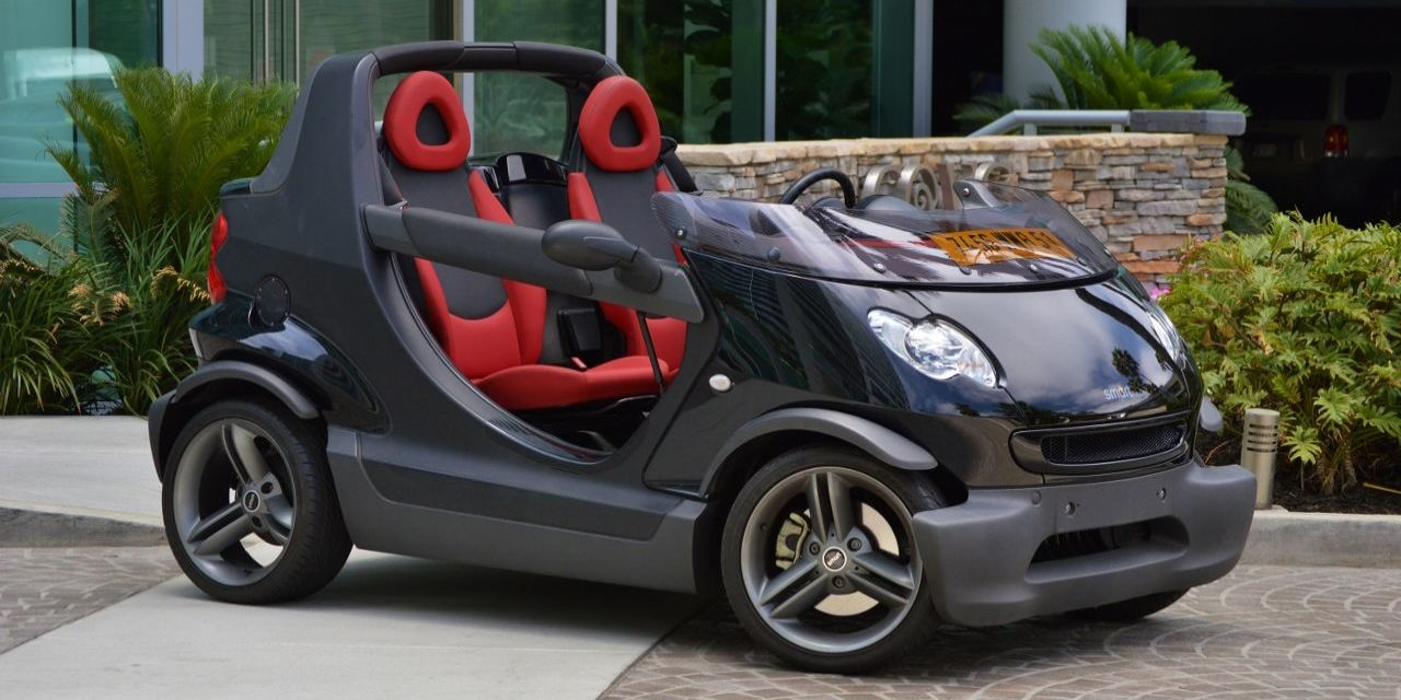 You Can Buy This Ridiculous And Rare Smart Crossblade