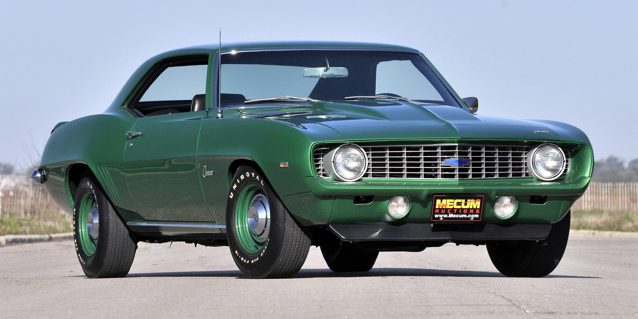 Best american muscle cars rare and fast american muscle cars for Best american classic cars