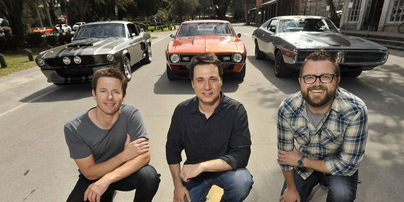 Top Gear USA Cancelled - Top Gear on History Last Episode