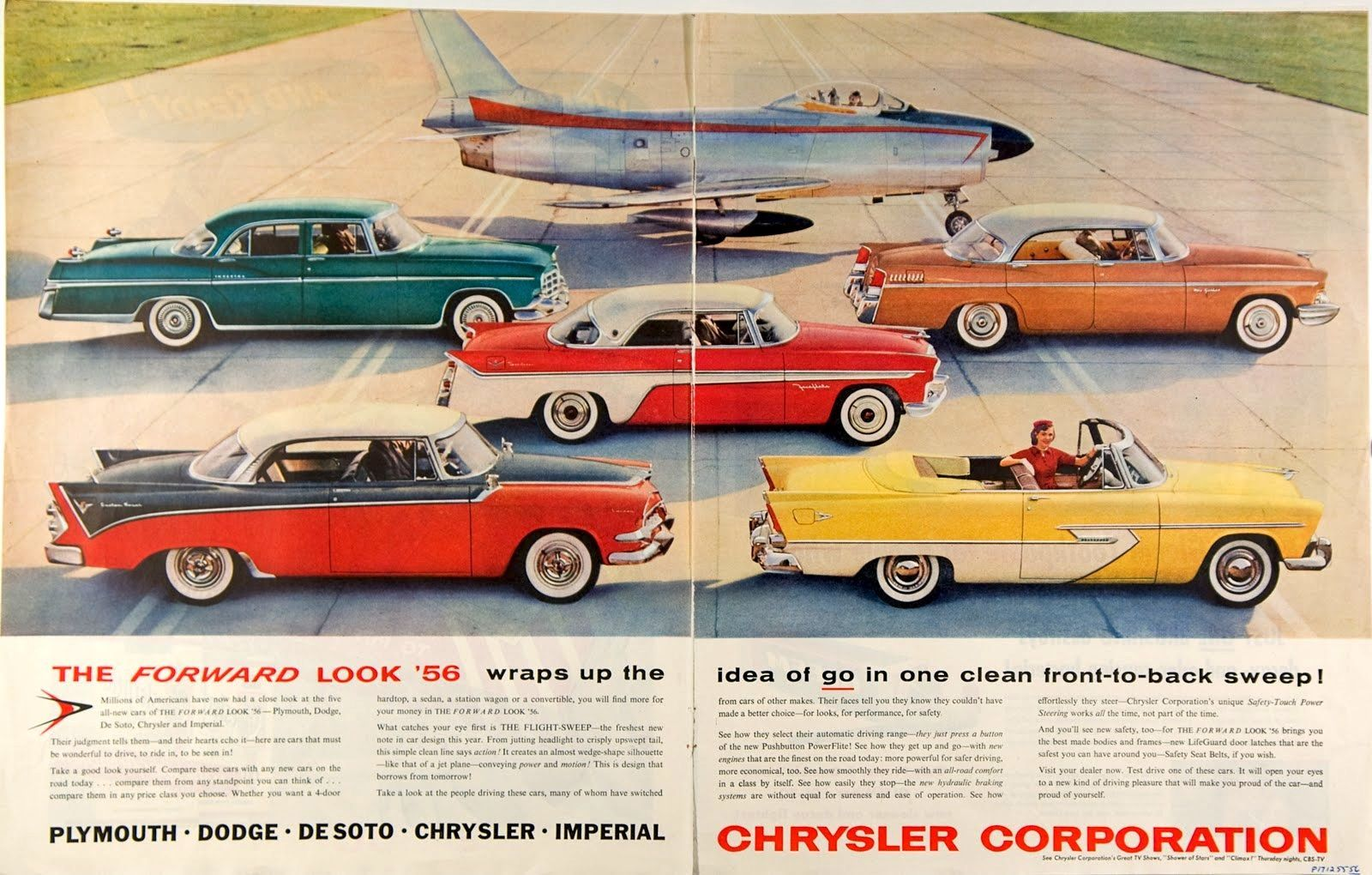 Imperial Automobile 1955 Chrysler Wiring References