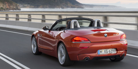 Bmw Will End Z4 Production In August Update