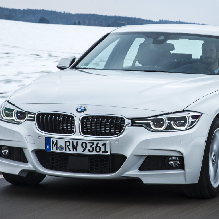 BMW Electric Car To Compete With Tesla