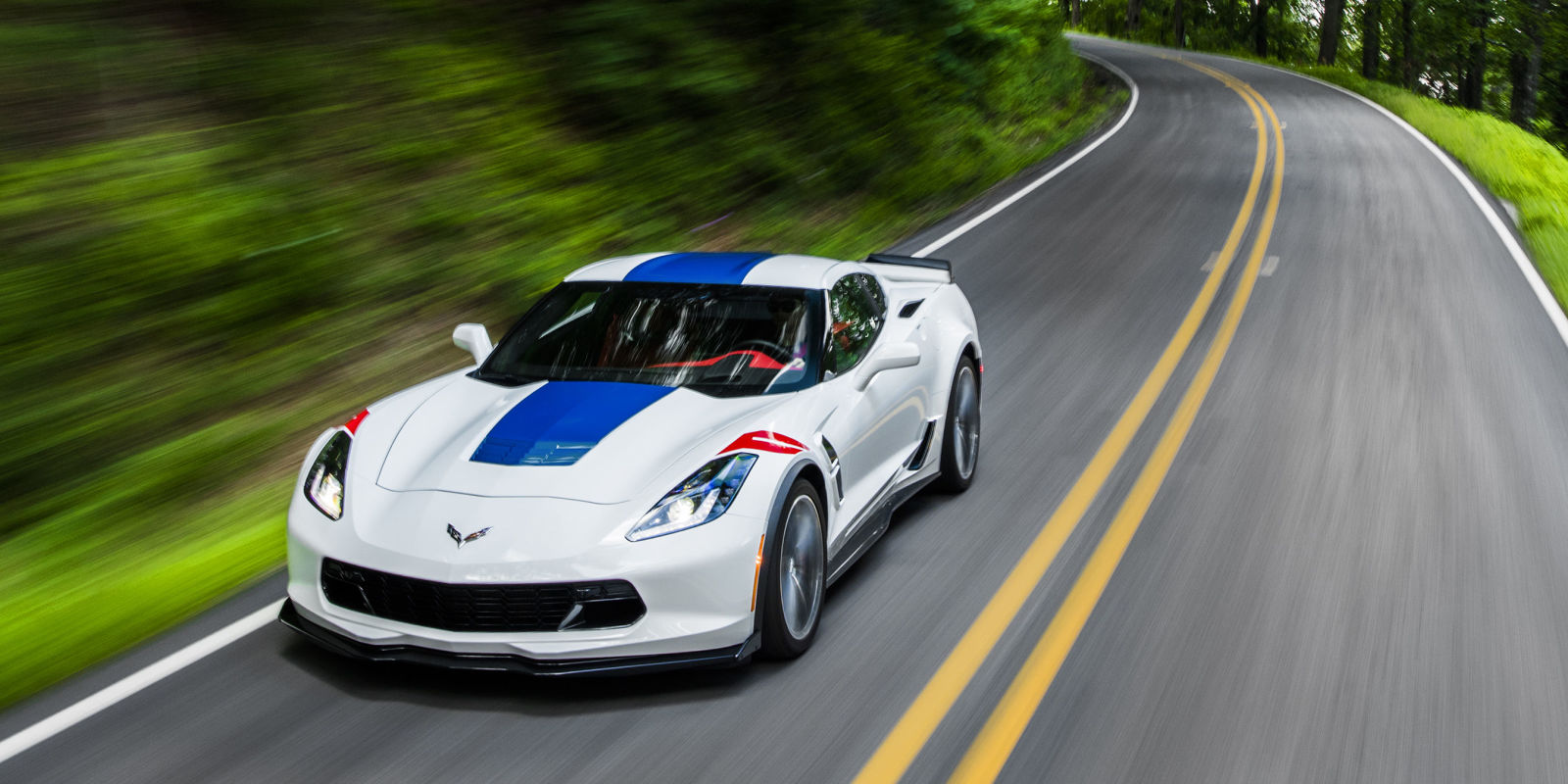 2017 corvette grand sport review new corvette first drive. Black Bedroom Furniture Sets. Home Design Ideas