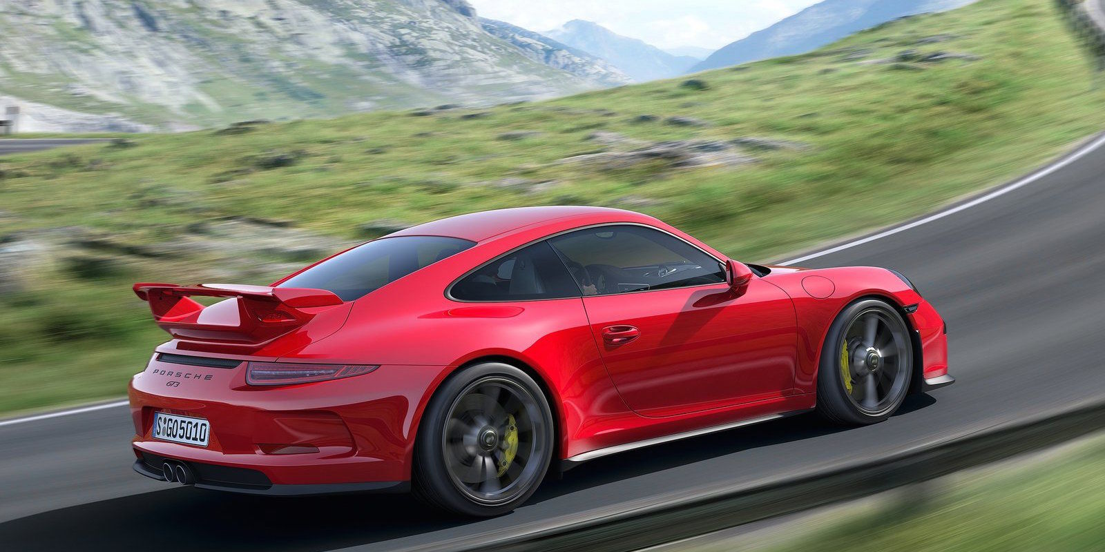 Porsche Left a Cheeky Message On the 911 GT3 Acura Bought ...