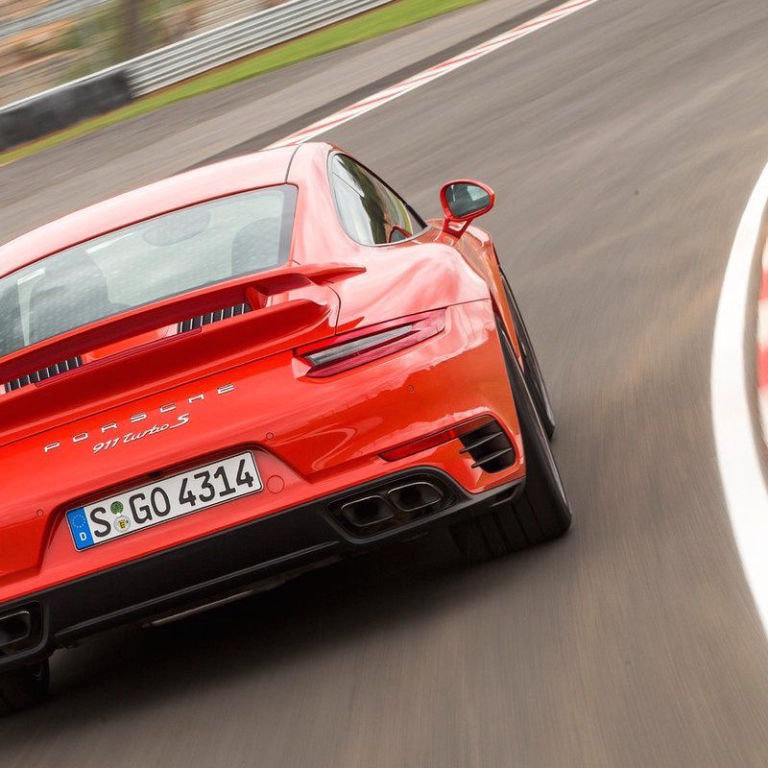 Is the Porsche 911 Turbo S the Best All-Around Sports Car?