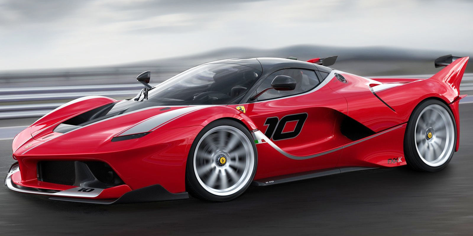 Ferrari Fxx K Nurburgring Ferrari Won T Set Ring Lap Time