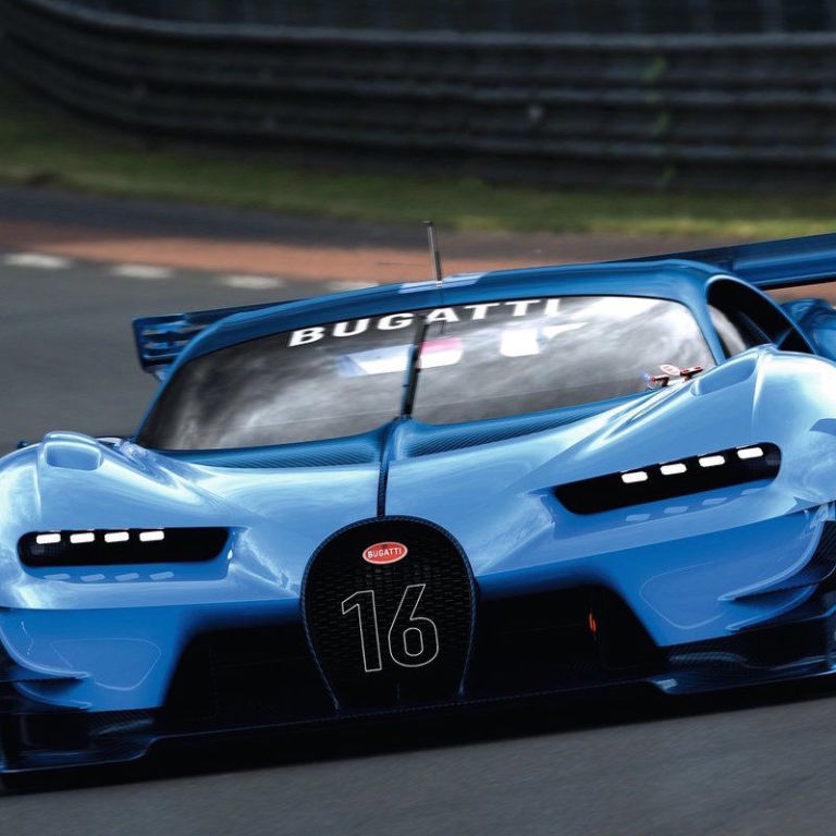 Bugatti Vision Gt: Someone Actually Bought The Bugatti Vision Gran Turismo