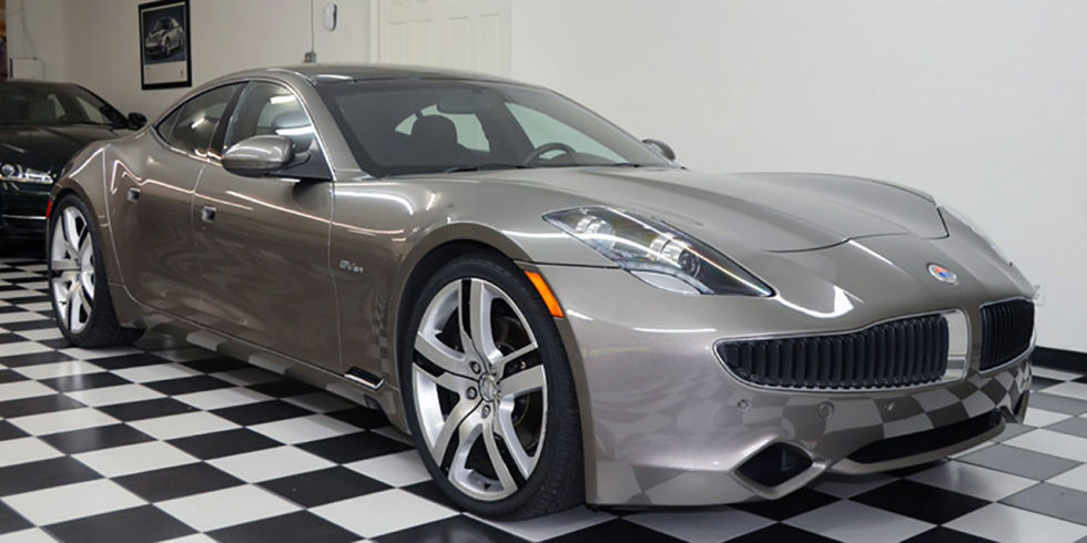 Can you currently get it serviced anywhere? Probably not. Will it be easy to get parts? Not at all. But for $45,994 or less, this Karma costs far less than you'll pay for the new Karma Revero. So that's kind of a good deal, right?