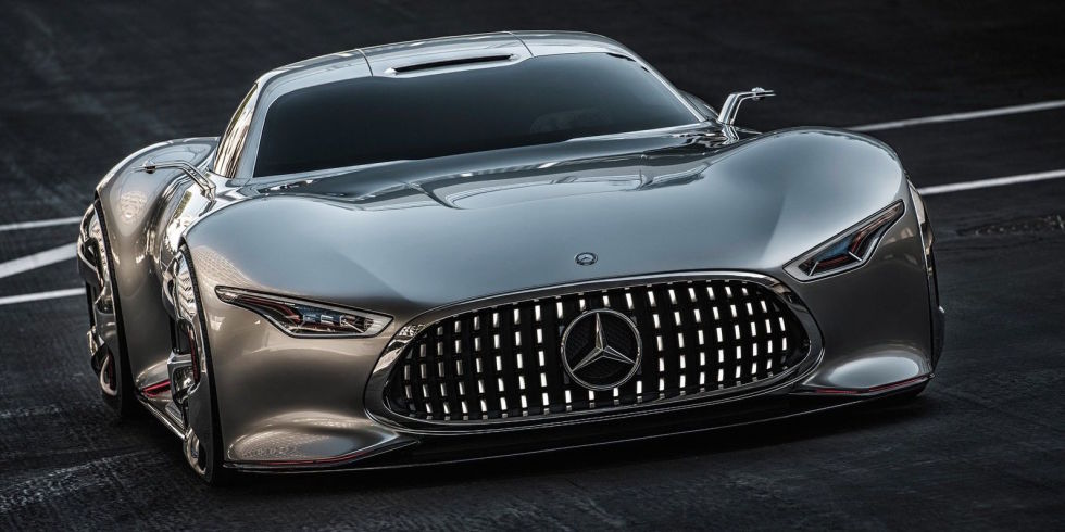 Mercedes Amg Hypercar Teaser From Ces Mercedes Amg Gt Forum