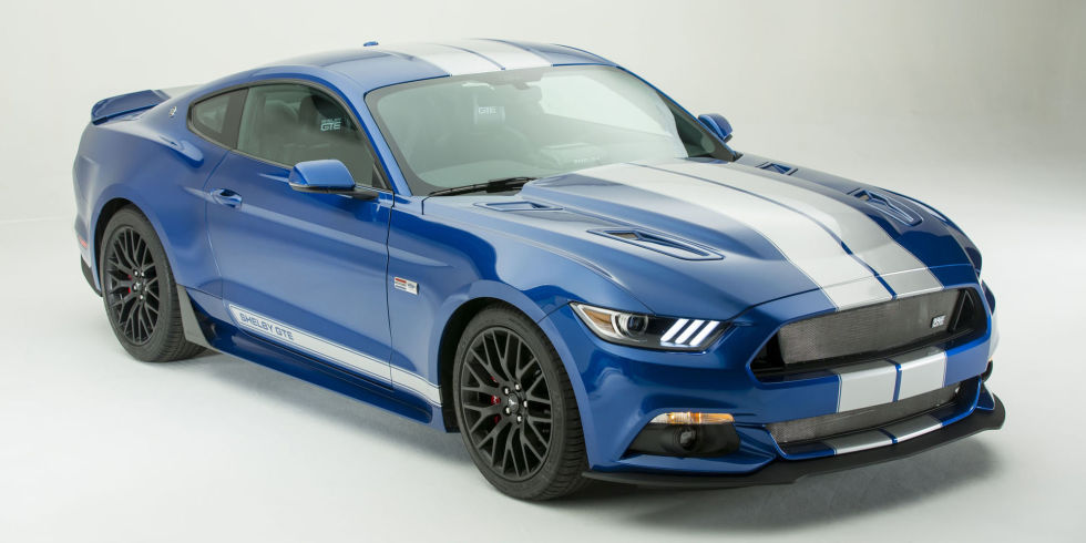 2017 shelby gte new shelby ford mustang