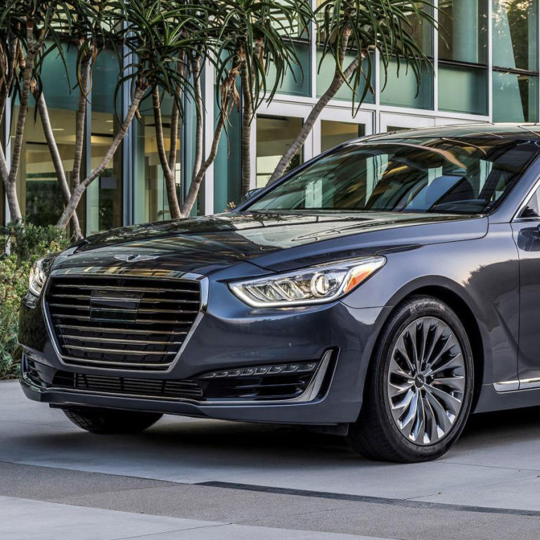 Genesis Will Give You All The Korean Luxury For $68,100