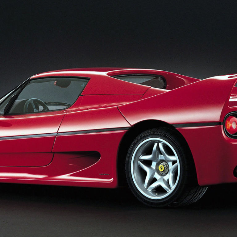 When Ferrari Refused To Sell The F50 To U.S. Customers