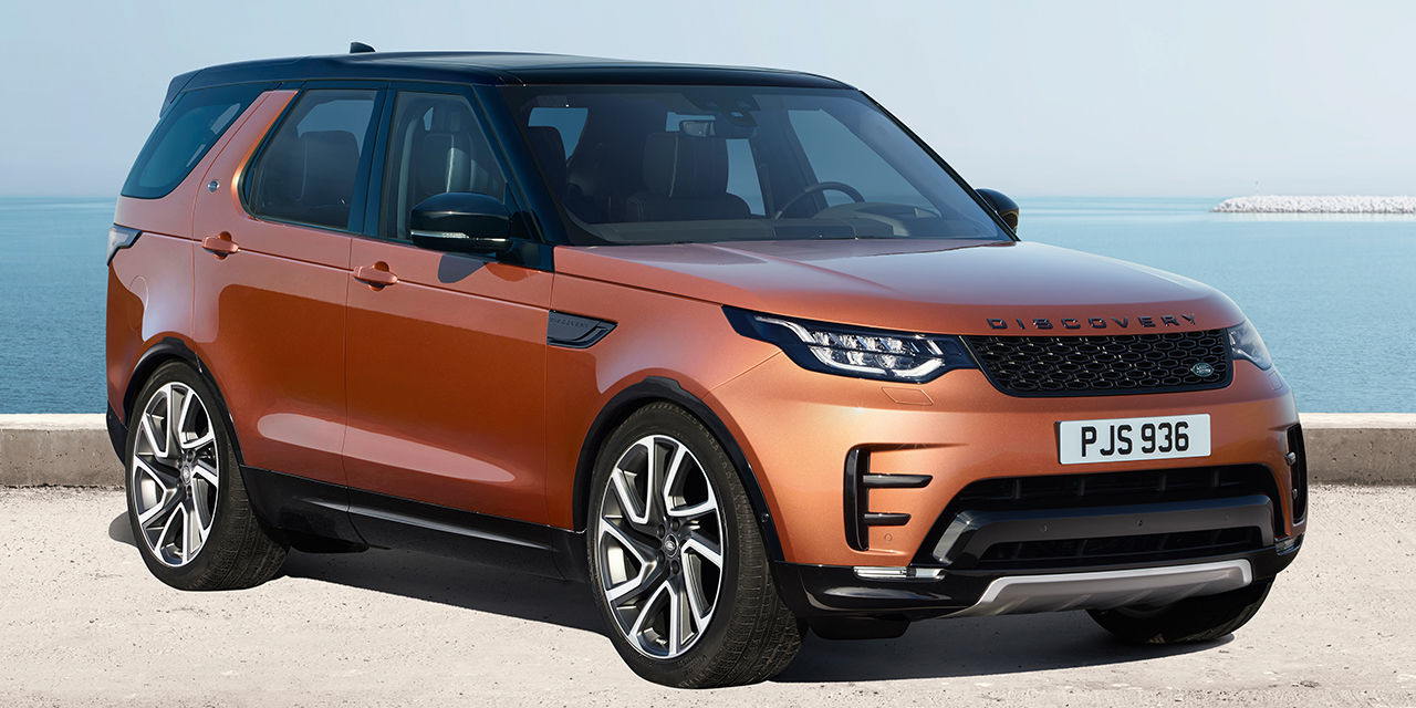 New Land Rover Discovery 2017 Youtube >> 2017 Land Rover Discovery: Here It Is