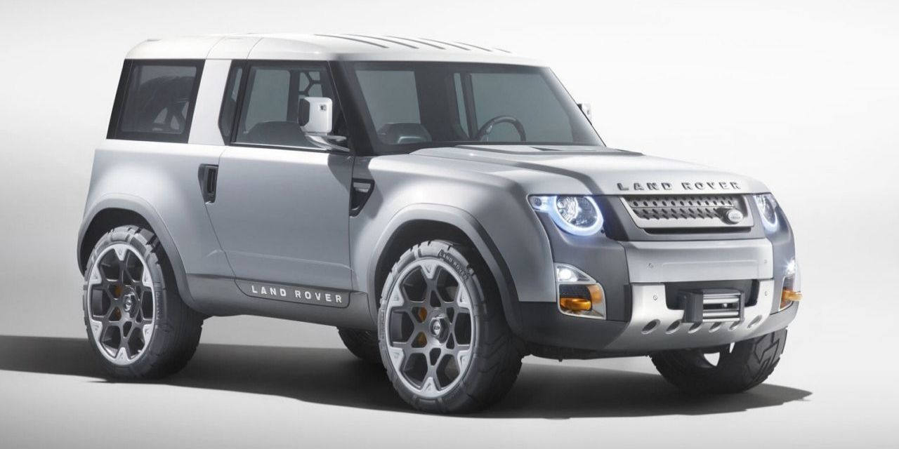 New Land Rover Defender 2018 Land Rover Defender Coming Soon