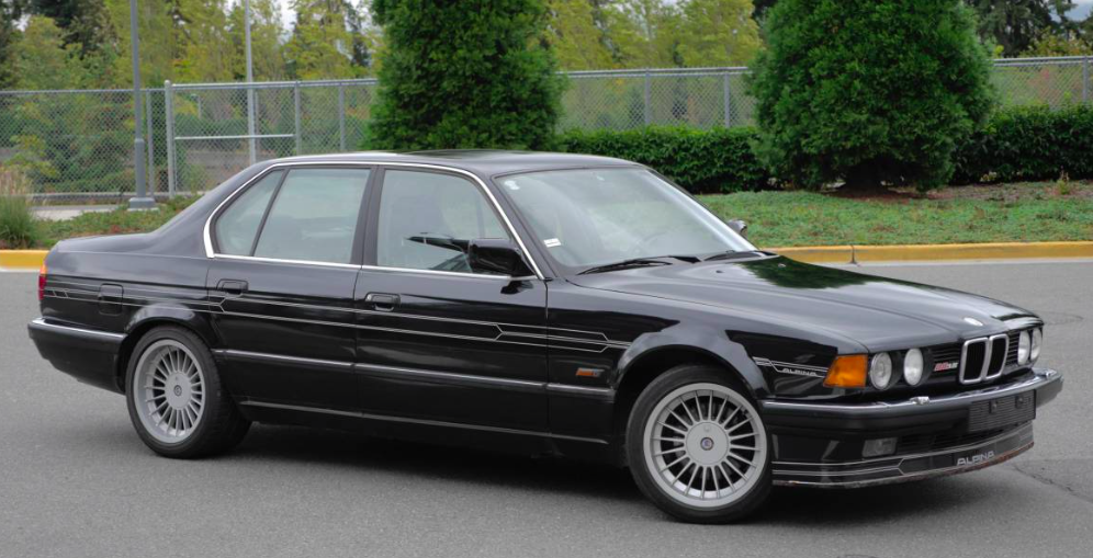 the coolest bmw 7 series ever made is for sale and it has. Black Bedroom Furniture Sets. Home Design Ideas