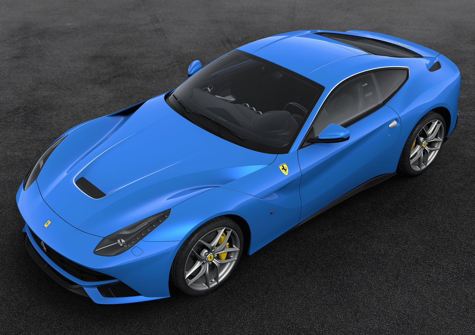 70th anniversary F12 Berlinetta